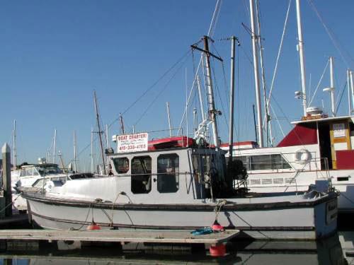San Francisco Bay Boat Rental & Marine Services Charter Services